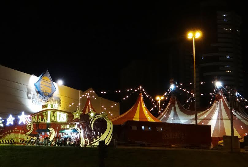 circo campo grande